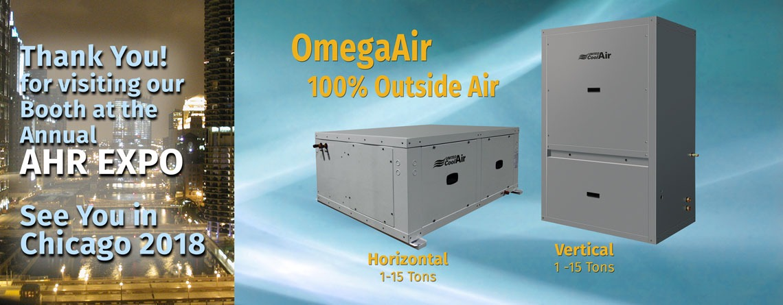 100% Outside Air