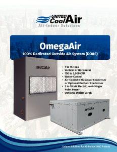 Omega Air Brochure