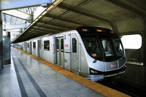 Subway Train Picture