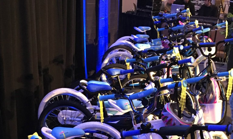 charity builds, bike builds, charity, give back, corporate giving, bike build