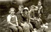 children during depression