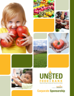 Click Here to download the United Food Bank Corporate Sponsorship Program