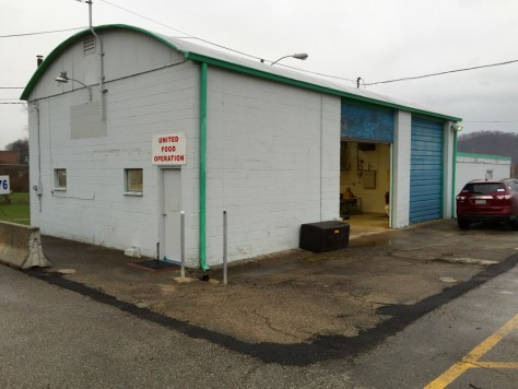 United Food Operation headquarters and distribution center at the Institute Industrial Park.