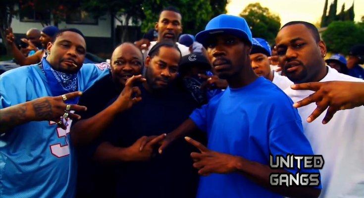 Crips Bloods Handshake Gang And