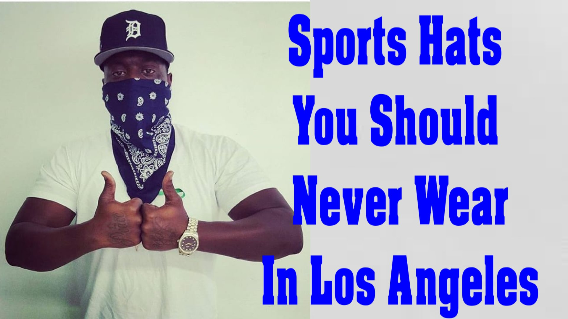 4e83956bc737c6 Sports Hats You Should Never Wear In Los Angeles