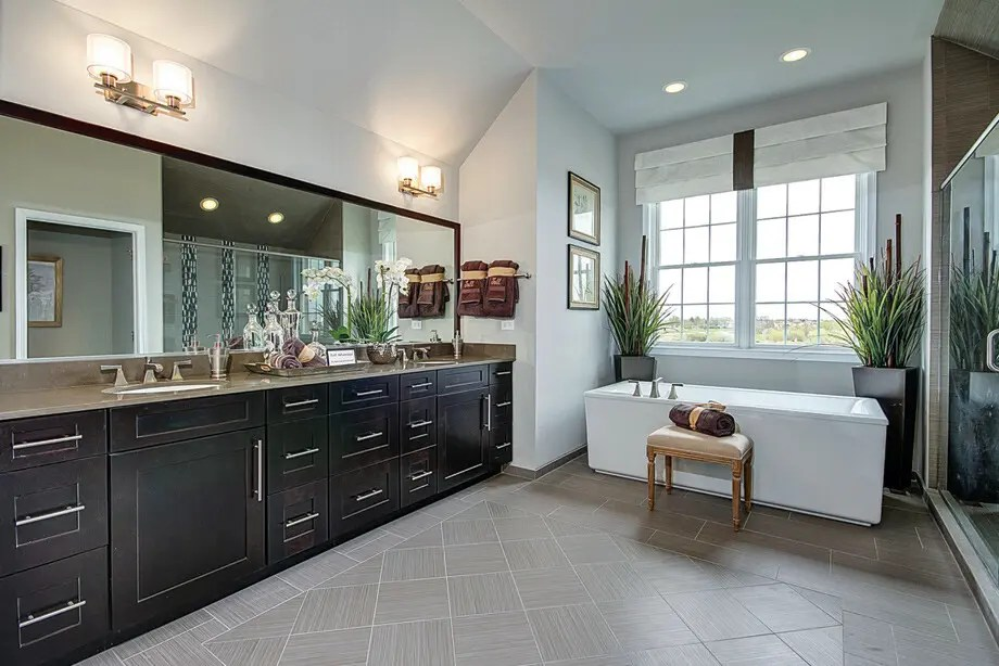 United Granite PA Bathroom Gallery