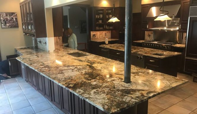Most Por Granite Counter Top Colors