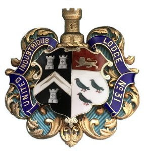 United Industrious Lodge Logo