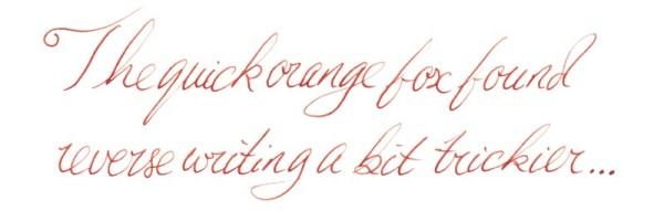 orange writing sample 2