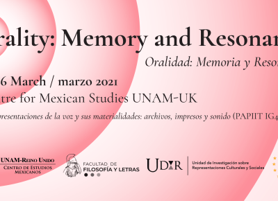 Orality: Memory and Resonance