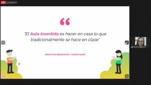 Veronica Martinez Sanchez-Aula Invertida Herramienta para atender emergencia actual o estrategia efectiva de enseñanza-SeminarioBinacional