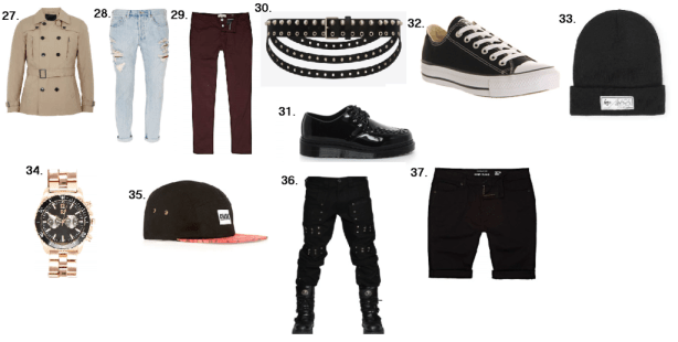 G-Dragon, YG Entertainment, Crooked, 2013, Get The Look