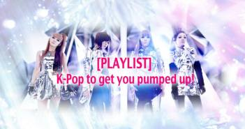 Playlist, K-Pop, 2NE1, G-Dragon, Dynamic Duo, KARA