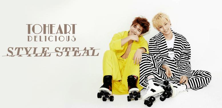 Toheart, Key, SHINee, Woohyun, INFINITE, Delicious