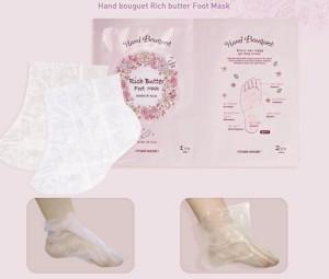 Hand Bouquet Rich Butter Foot Mask