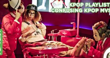 Playlist, K-Pop, Music Video