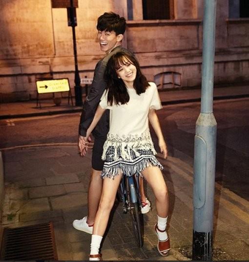 Kim moo yul yoon seung ah dating