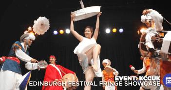 KCCUK. Edinburgh Festival Fringe, Korean, Leodo: The Paradise,