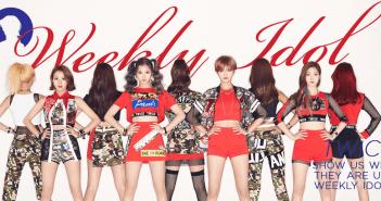 Weekly Idol, Twice, JYP Entertainment