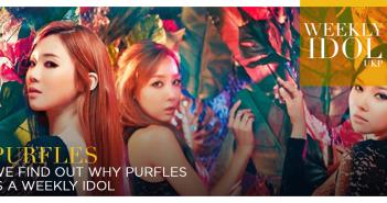 Purfles, Crescendo Entertainment, Weekly Idol, 2016