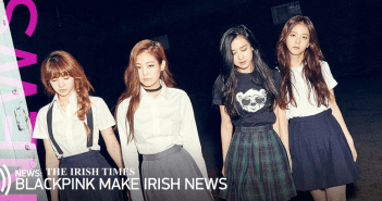 BLACKPINK, YG Entertainment, News, BOOMBAYAH, The Irish Times