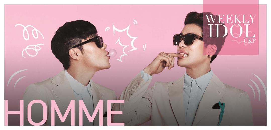 Weekly Idol, Homme, Lee Hyun, Lee Changmin