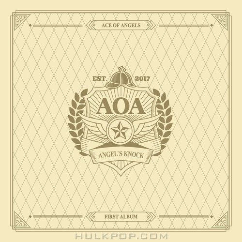 AOA, Angel's Knock, First Album, K-Pop