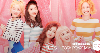 Get the Look, Fashion, ELRIS, MV, Pow Pow, Outfit, Style Steal