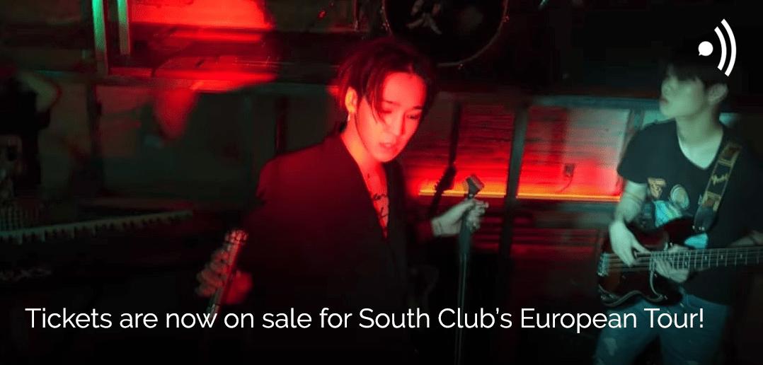 South Club, Nam Tae Hyun, Concert, Fan Meet, Europe