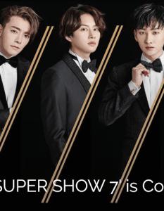 Super Junior, Super Show, Super Show 7, Concert, Europe