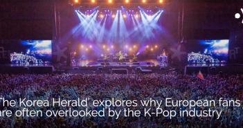 Korea Herald, Europe, Article, Fans