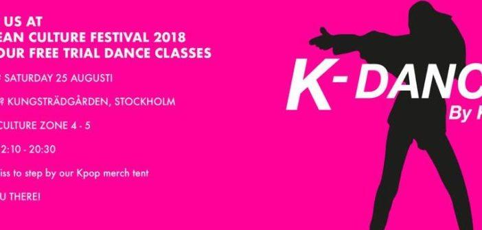 [NEWS] Korean Culture Festival in Sweden!