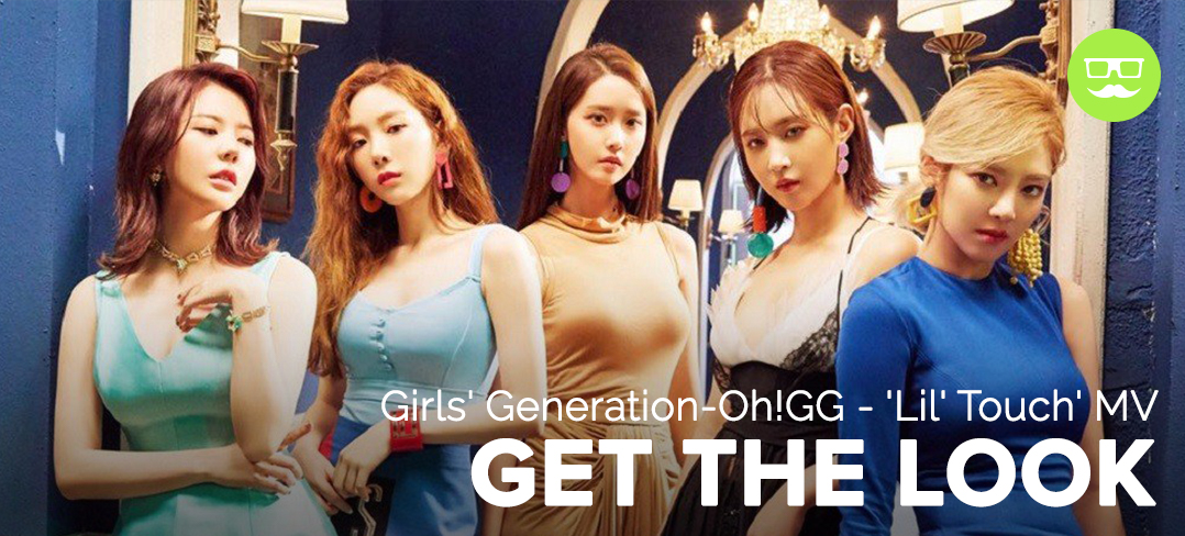 Oh!GG, Girls Generation, SNSD, SMTOWN, SM Entertainment, Get the Look, Fashion