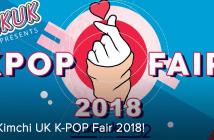 K-POP Fair, 2018, Radio Kimchi, UK, London, 02 Academy