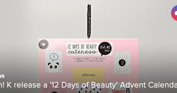 Oh!K, Advent Calendar, Cosmetics, South Korea