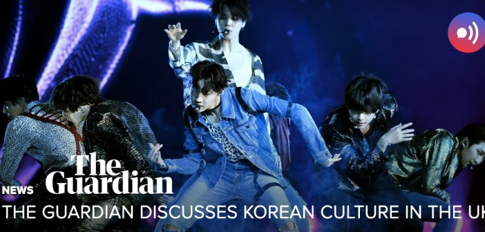 [NEWS] The Guardian discusses Korean culture in the UK