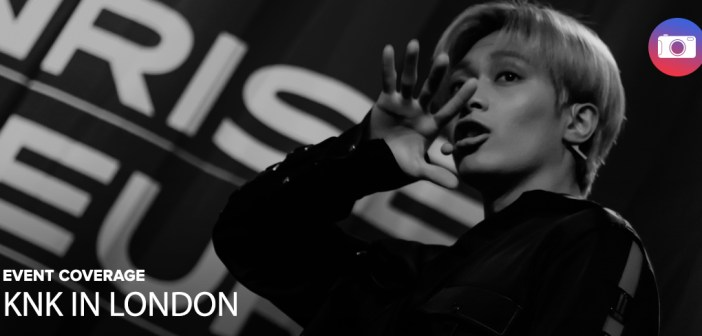 [COVERAGE] KNK in London