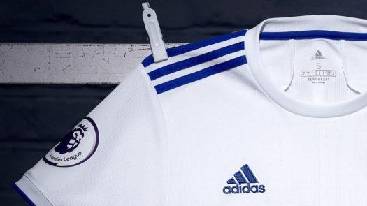 Leeds United unveil 2020/21 Home kit