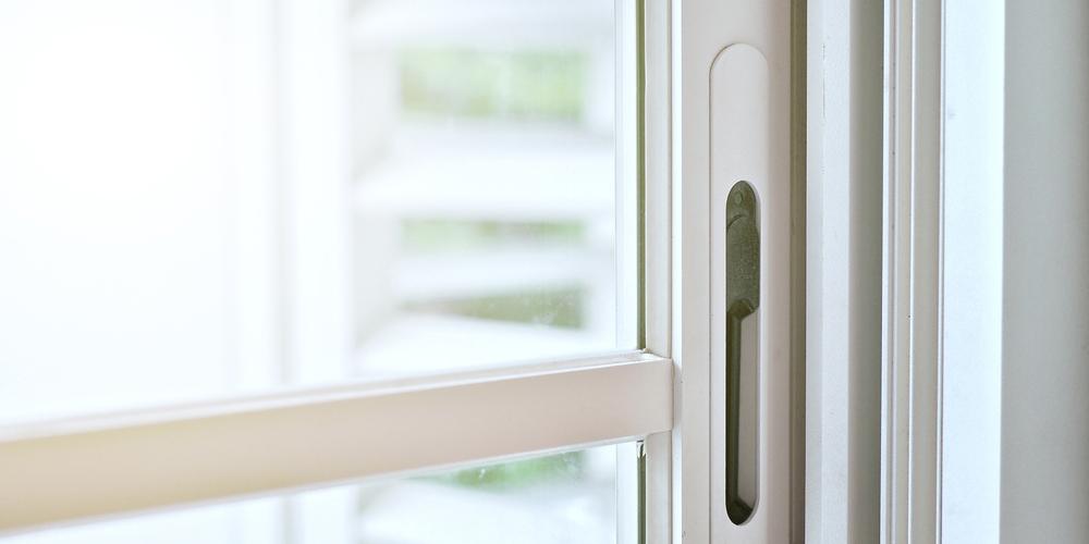 secure a sliding glass door lock