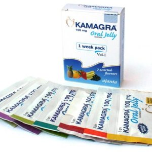 Buy Kamagra Oral Jelly 100mg - Sildenafil Citrate - Viagra Jelly