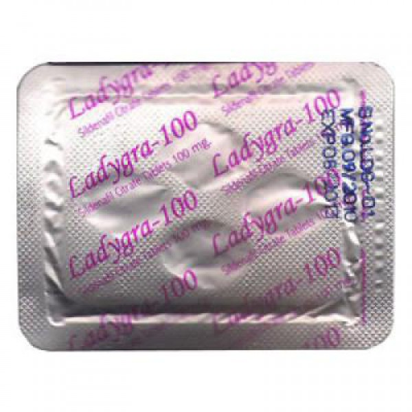 Buy Ladygra 100 mg Online To Treat Sexual Dysfunction