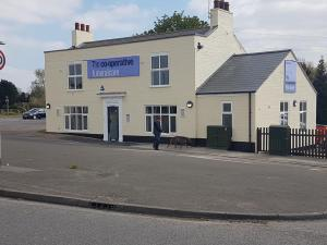 Renovation from pub to funeral home Wisbech