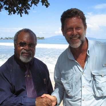 PM SIR MICHAEL SOMARE PNG TPA PROJECT
