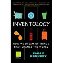 """Inventology"" by Pagan Kennedy is a great tool to help leverage your creativity as an entrepreneur."