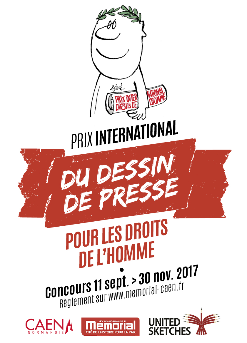 Prix Mémorial, The International Cartoon Awards for Human Rights
