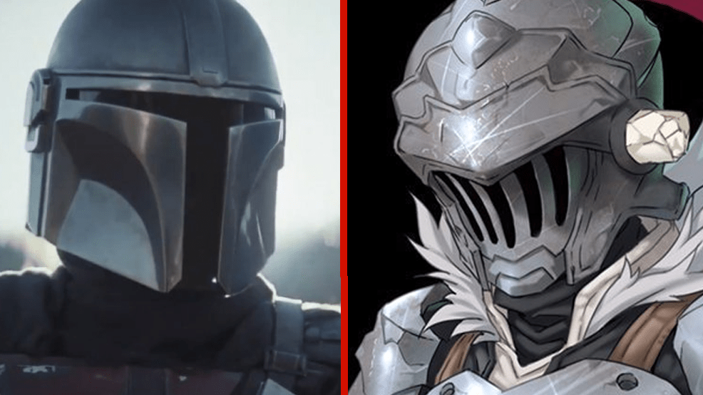 The Mandalorian and Goblin Slayer are full of similarities.