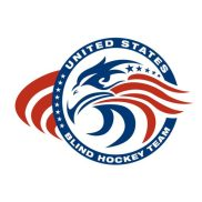 United States Blind Hockey Team Logo