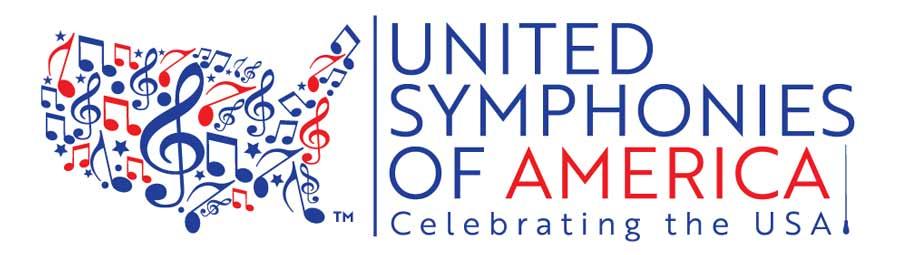 United-Symphonies-of-America! Logo 900x255