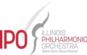 Illinois Philharmonic Orchestra logo