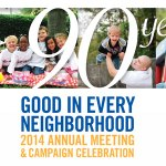 Join our celebration of the good in every neighborhood!